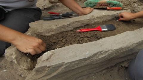 Antik Kentte Kazı Çalışmaları Başladı