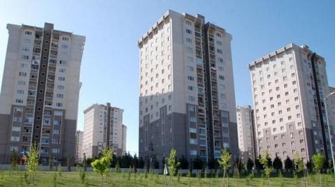 Ankara'nın Olaylı Mahallesi Çinçin'e 3 bin 210 Konut!