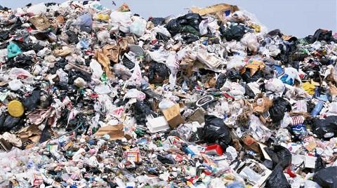 Çöpün Üzerine Tesis Kurdular