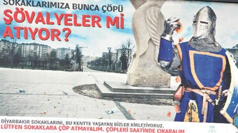 Diyarbakır'ı Şövalyeler mi Kirletiyor?