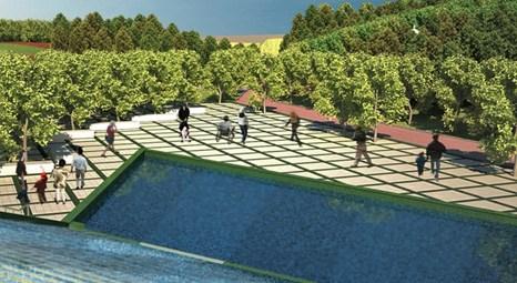 Bakırköy'e Dev Botanik Parkı!