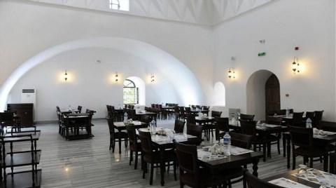 600 Yıllık Hamamı Restoran Yaptılar!