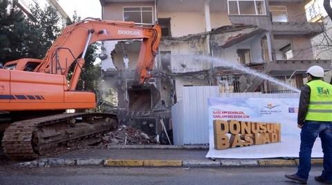 Kentsel Dönüşüme 'Hayır' Diyenin Evi Açık Arttırmayla Satılacak!