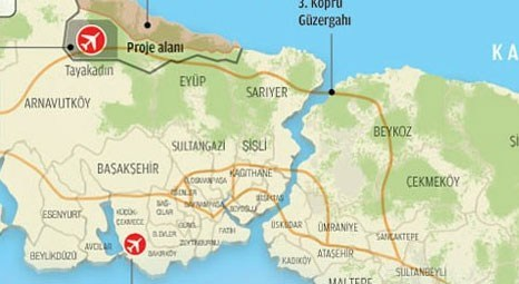 Erdoğan Yeni Havalimanı için Tarih Verdi