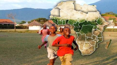 """""""Afrika Büyüme Potansiyeli ile Dünyayı Etkiliyor"""""""