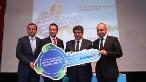 Osman Aşkın Bak, Gökhan Ertürk, M.Tevfik Göksu ve Mehmet Aydoğdu (Foto: Mesut Tufan)