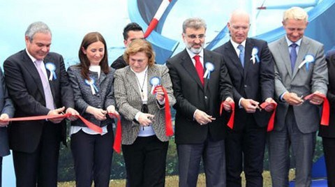 Türkiye'nin En Büyük Rüzgar Enerji Santrali Açıldı
