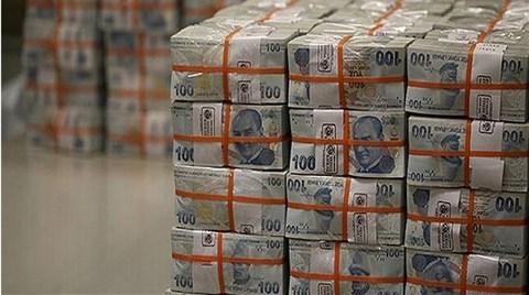 Hazine 6,3 Milyar Lira Borçlandı