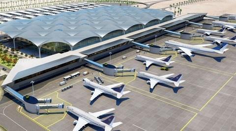 TAV'dan Riyad'a 400 Milyon Dolarlık Terminal