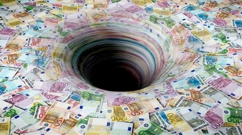 Bütçe 302 Milyon Lira Açık Verdi!