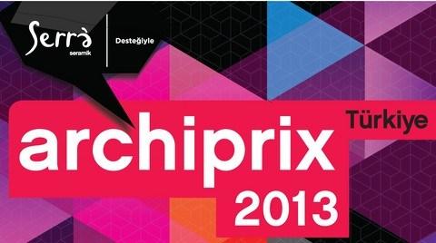 ARCHIPRIX – Türkiye 2013