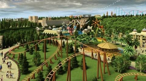 Müteahhitler İstanbul'u 'Disneyland' Yapma Yolunda