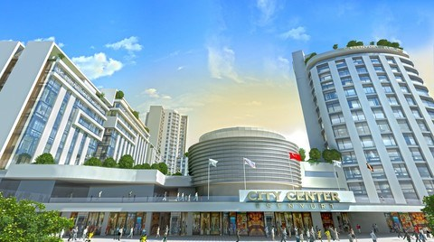 "Kamu Binaları ""City Center""da Toplanıyor"