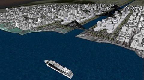 Kanal İstanbul'u Yapanlara Villa İçin Arazi Verilecek
