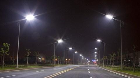 Sokak Lambalarına Gece Ayarı