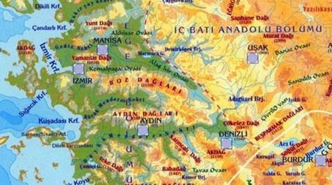 Ege'de Şehirlere Göre Deprem Tahmini