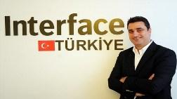 Interface Türkiye Yeni Ülke Müdürünü Seçti