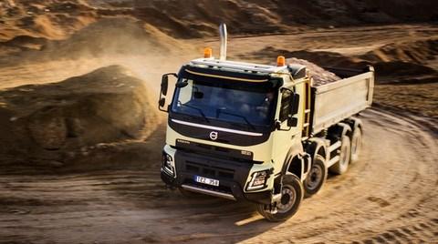 Volvo Şartlar Oluşursa Türkiye'de Kamyon Üretecek
