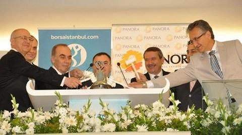 Borsa İstanbul Gongu Panora GYO İçin Çaldı
