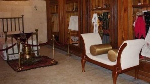 Atatürk Anı Evi Restore Edildi