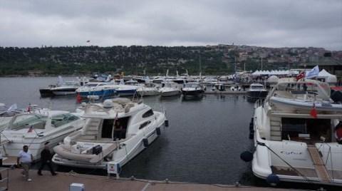 Haliç'e İmara Aykırı AVM'li Yat Limanı!