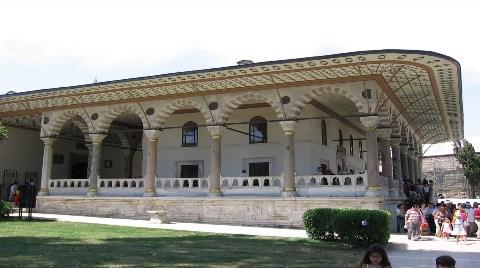 Topkapı Sarayı Arz Odası Yenilendi