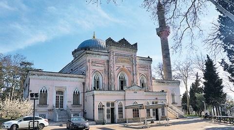 Hamidiye Camii Restore Ediliyor