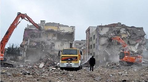 İstanbul'da 50 Bin Bina Yıkılacak!