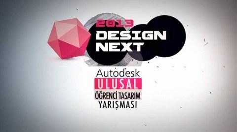 Autodesk DesignNext 2013 Ulusal Öğrenci Tasarım Yarışması