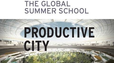 'Productive City' Yaz Okulu Temmuz'da Taşkışla'da