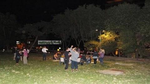 Gezi Parkı'na Geceyarısı Operasyonu!