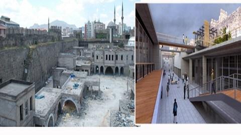 Tarihi Kale Kültür Merkezi Olacak