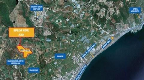 TOKİ  Antalya'da Turizm Kompleksi Yapacak