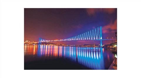 İşte Boğaziçi Köprüsü'nün Yeni Hali!
