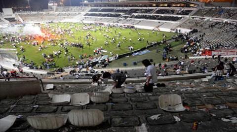 İnönü Stadı Yıkılamıyor