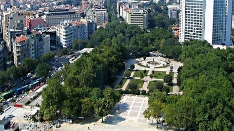 Taksim'de Cami Yapılacak Yer Açıklandı