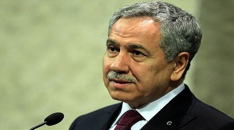 Arınç Taksim Platformu'nu Kabul Edecek