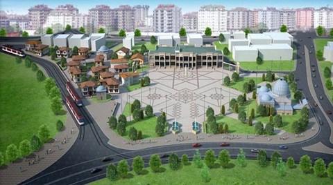 Konya'ya 14,5 Milyonluk Meydan