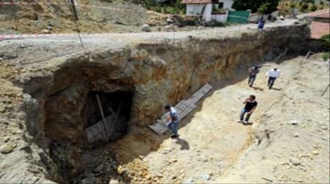 Çorum'da Bizans Şehri Kalıntıları Bulundu