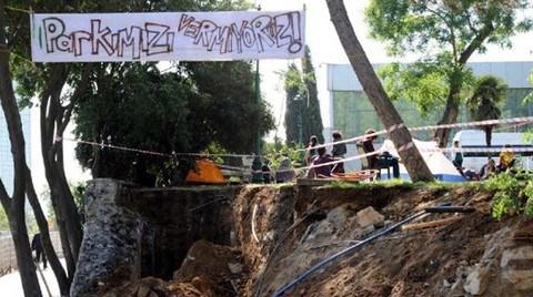İTO Bugün Gezi Parkı'nı Görüşecek