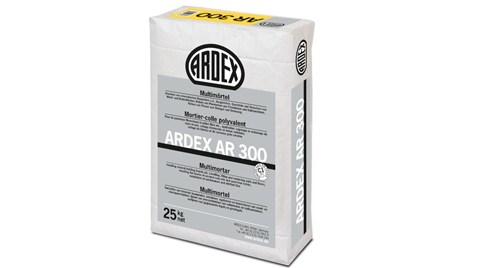 ARDEX AR 300 Multimörtel: Tek Üründe Sayısız Çözüm