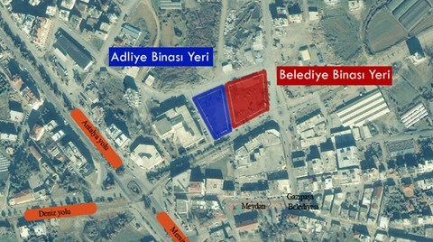 Antalya Gazipaşa Belediye Hizmet Binası Proje Yarışması Sonuçlandı