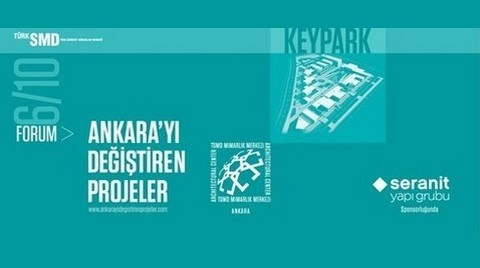 Ankara'yı Değiştiren Projeler 6/10 : Keypark