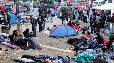 """""""Gezi Parkı İçin Referandum Yapabiliriz"""""""