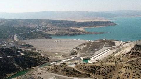 540 Milyonluk Barajda Sona Gelindi