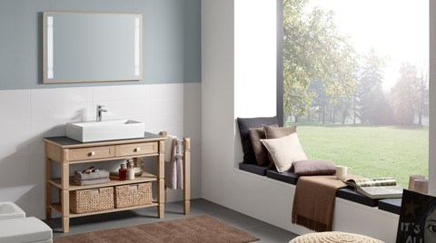 Villeroy&Boch'tan True Oak Serisi