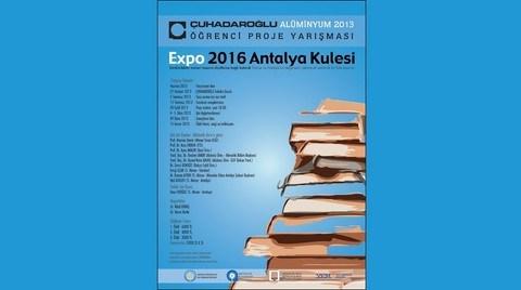 Çuhadaroğlu Alüminyum 2013 Öğrenci Proje Yarışması