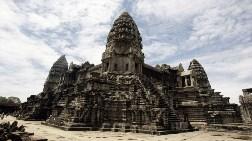 Kamboçya'nın 'Atlantis'i Bulundu