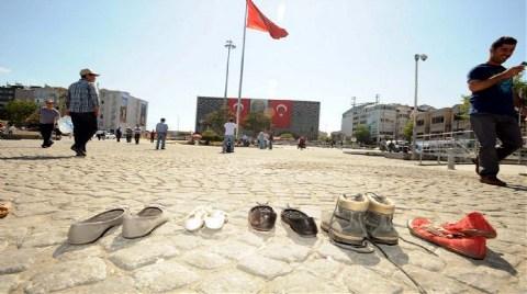 Gezi Parkı İşte Böyle Görüntülendi!