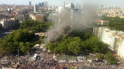 Gezi Parkı'na Anıt Teklifi Geldi
